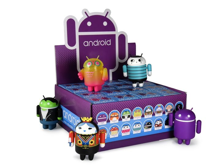 [Update: Winners] Win the entire Dead Zebra Android Mini Series 06 collection or one of thirteen other prizes