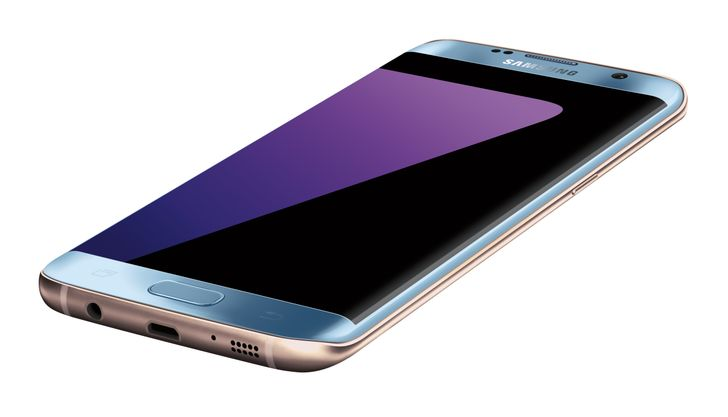 Blue Coral Galaxy S7 Edge is coming to US carriers later this year