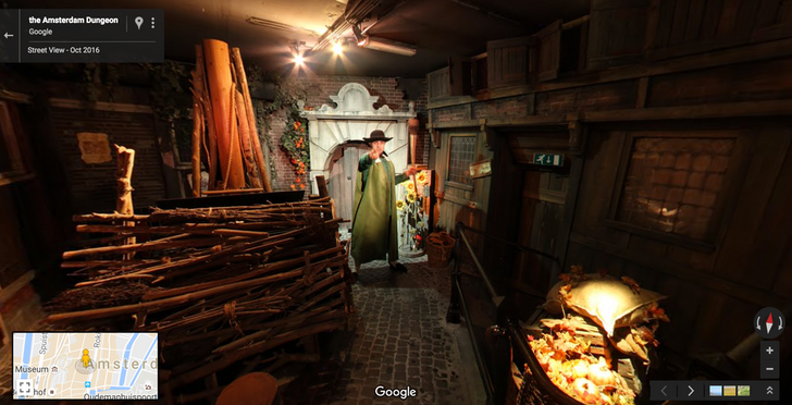 [Boo!] Google shares the spookiest Street View locations from around the world