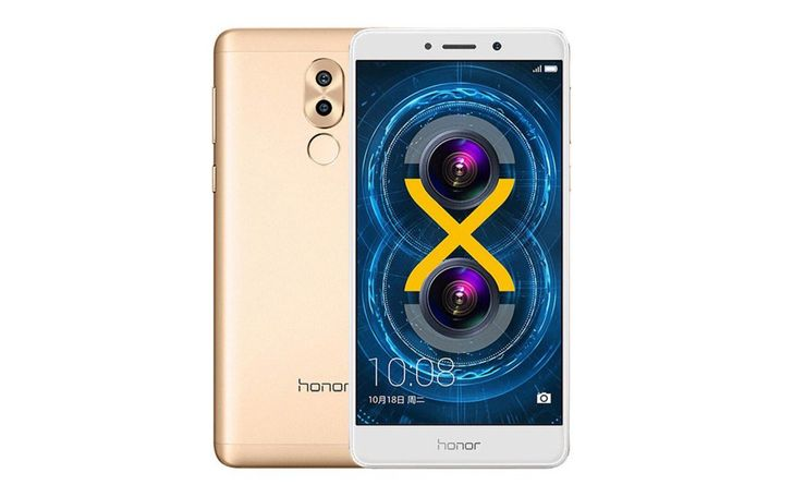 Honor 6X announced in China with dual cameras and affordable price