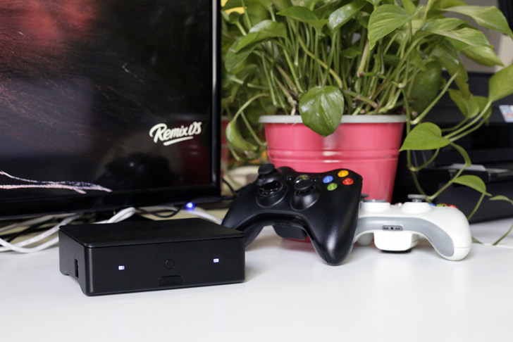 [Update: New Remix IO+ model] Jide's newest Remix IO gadget doubles as a desktop and an Android TV box, now on Kickstarter