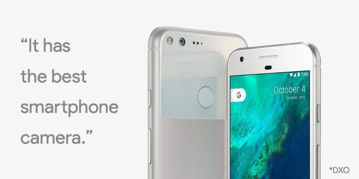 DxOMark says the Pixel phone has the best smartphone camera around