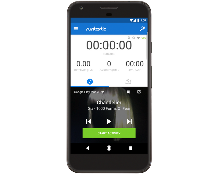 Runtastic and Google Play Music team up to bring you the tunes