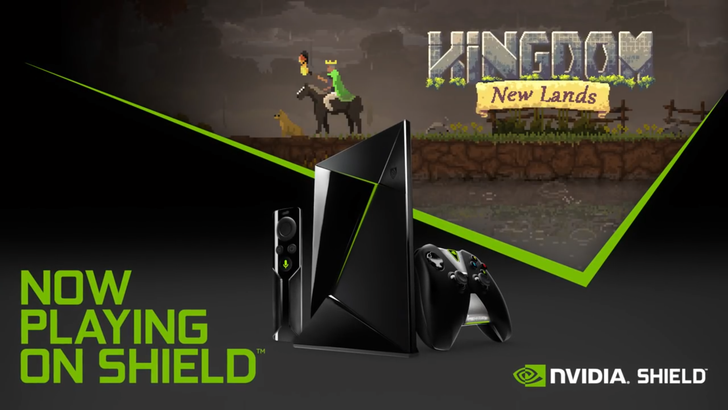 Kingdom: New Lands, a beautiful pixel-art kingdom-builder arrives on NVIDIA SHIELD