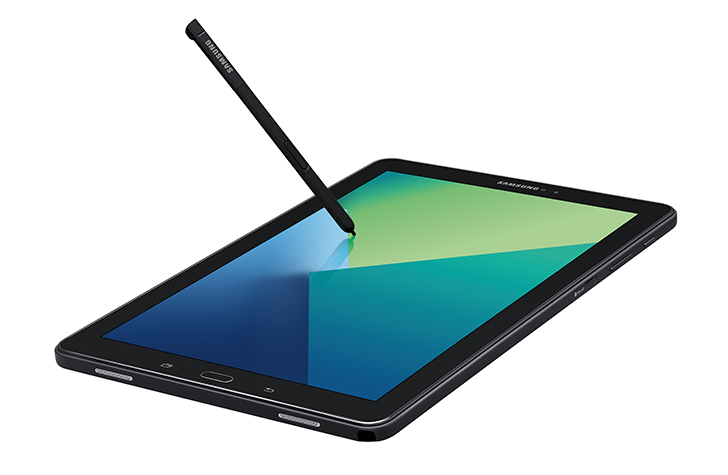 "Galaxy Tab A 10.1"" with embedded S Pen comes to the US on October 28 for $349.99"