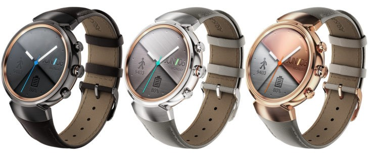 Asus ZenWatch 3 is now available to order