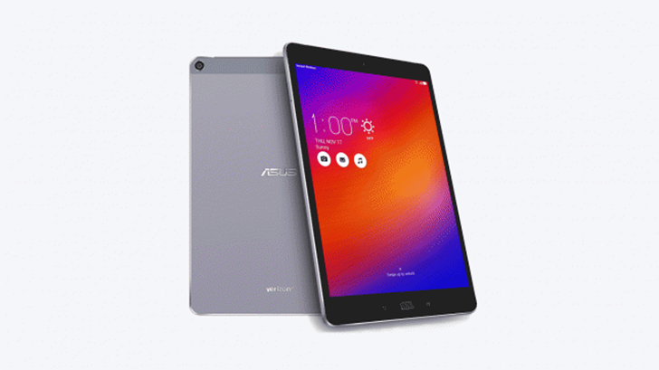 ASUS ZenPad Z10 LTE model available exclusively on Verizon