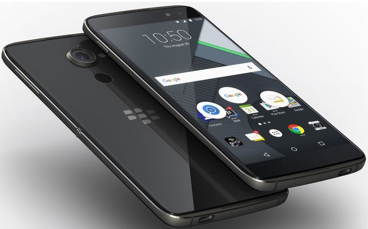 BlackBerry signs deal making TCL (owner of Alcatel brand) its exclusive global hardware manufacturer