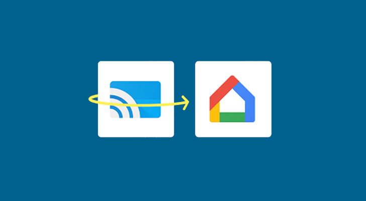 The Google Cast app is becoming Google Home