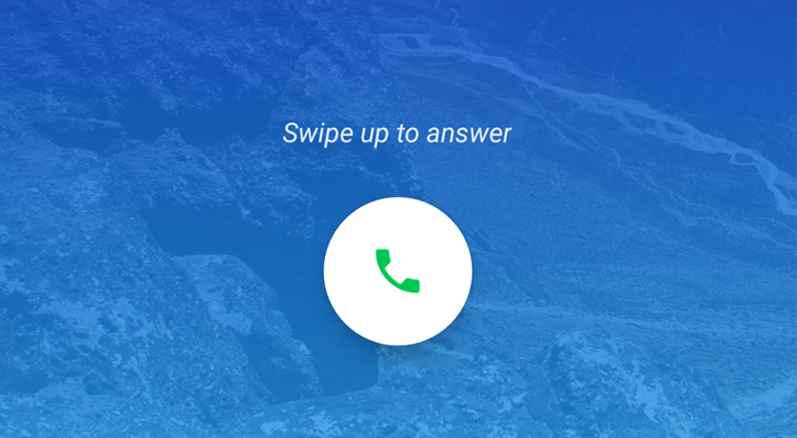 Google Phone 5.1 includes UI changes, swipe up to answer, and more [APK Download]