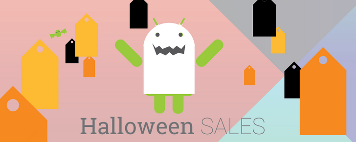 Halloween app and game sales: Goat Simulator, HD Widgets, Crimsonland, and more