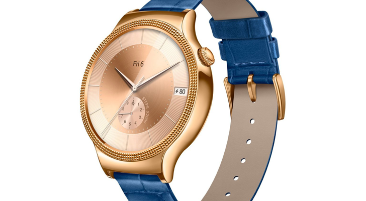 [Deal Alert] Gold/Sapphire Huawei Watch just $197 ($303 off) on Amazon