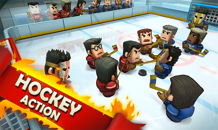[Deal Alert] Ice Rage: Hockey is down to 0.10 in a few countries