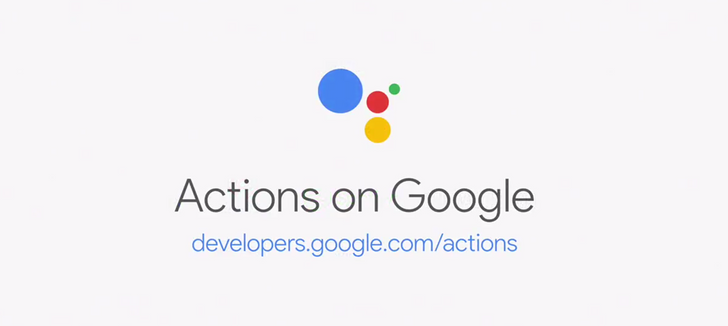 "Google is creating an open developer platform called ""Actions on Google"" to integrate with assistant and an embedded SDK to add assistant to new hardware"