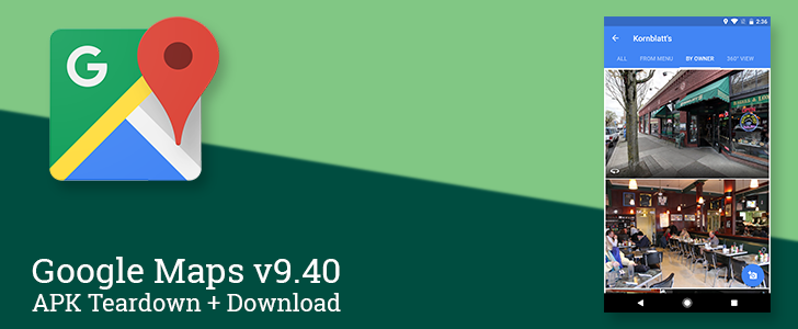 Google Maps v9.40 beta adds a dedicated space for photos from business owners and prepares for phone number verifications [APK Download + Teardown]