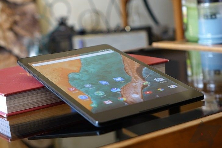 Nexus 9 LTE is receiving official Android 7.0 Nougat with September 6th security patch