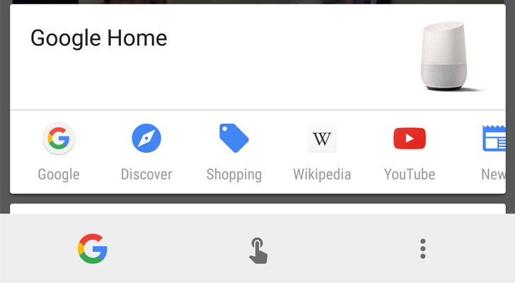 [Update: It's back] Screenshot button gone from Now on Tap/Screen Search
