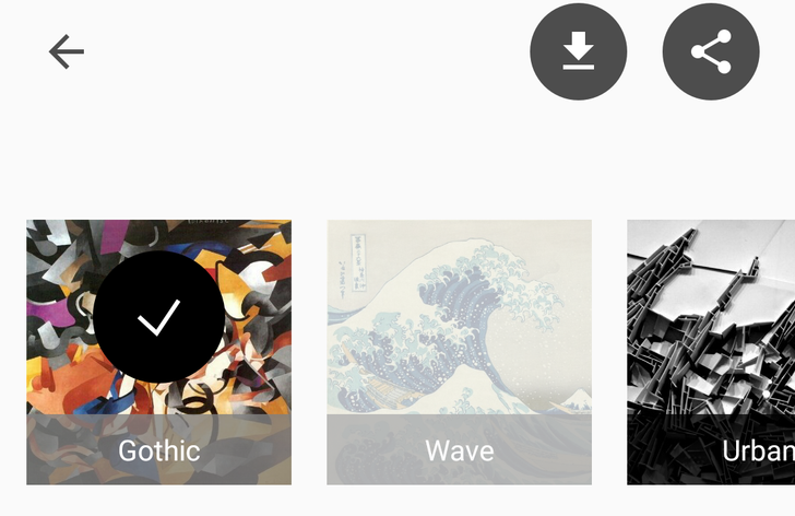 Prisma offline mode comes to Android