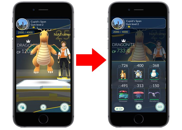 Upcoming Pokémon GO update will bring big changes to gym training and capturing rare Pokémon