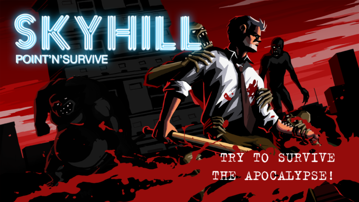 Skyhill is a roguelike post-apocalyptic survival game with an army of bloodthirsty mutants