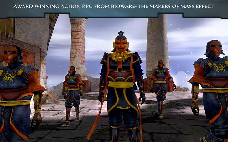 Bioware's classic action RPG Jade Empire comes to Android for $10