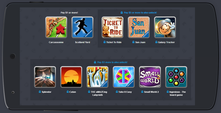 [Update: Winners] Humble Mobile Board Games Bundle adds 3 games—plus, we've got 10 free codes to give away