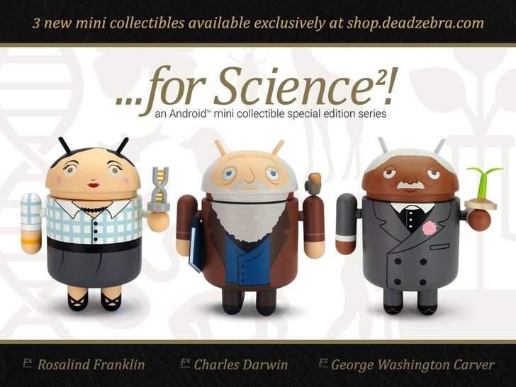 Dead Zebra announces big discounts for Cyber Monday, plus a new 'For Science!' Android mini series