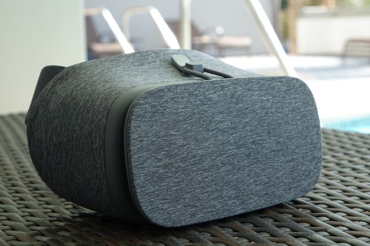 Daydream View review: A step in the right direction for mobile VR, but not a big one