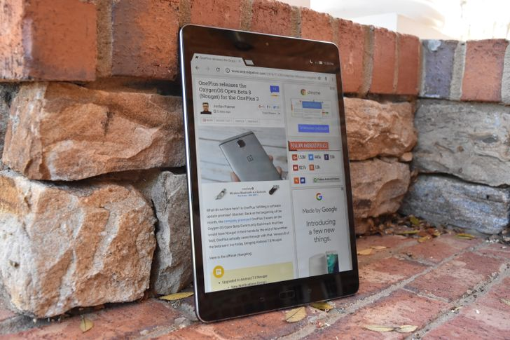 ASUS ZenPad 3S 10 review: The iPad Air running Android