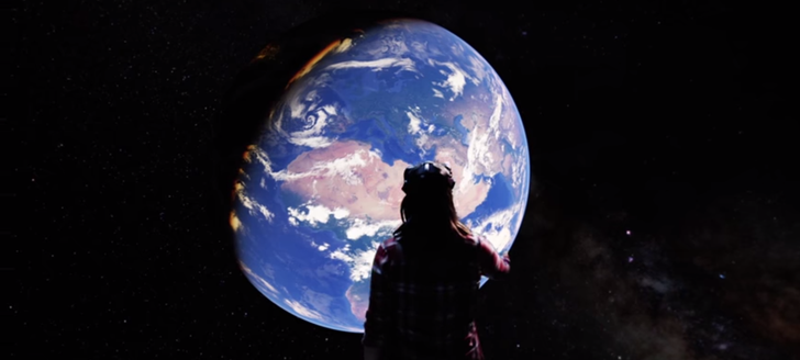 Google unveils Earth VR, opening the world to virtual reality, only on Vive for now