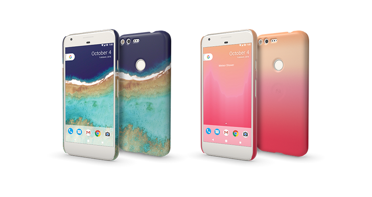 Google Earth and Trends Live Cases for Pixel are now available