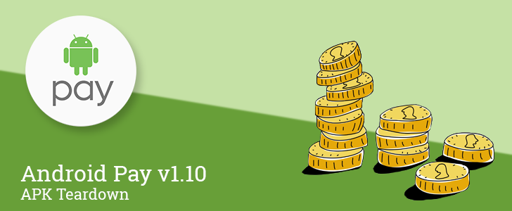 "Android Pay v1.10 includes clues about a promotional ""game"" with real prizes [APK Teardown]"