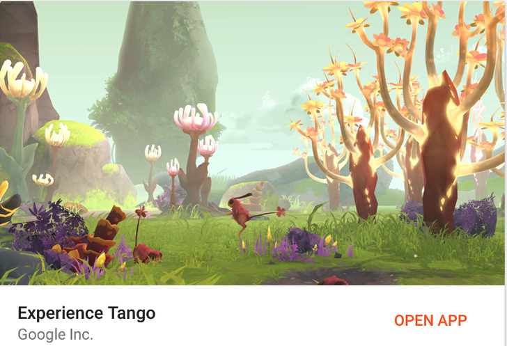 25 new and notable Tango augmented reality apps and games for your new Phab2 Pro