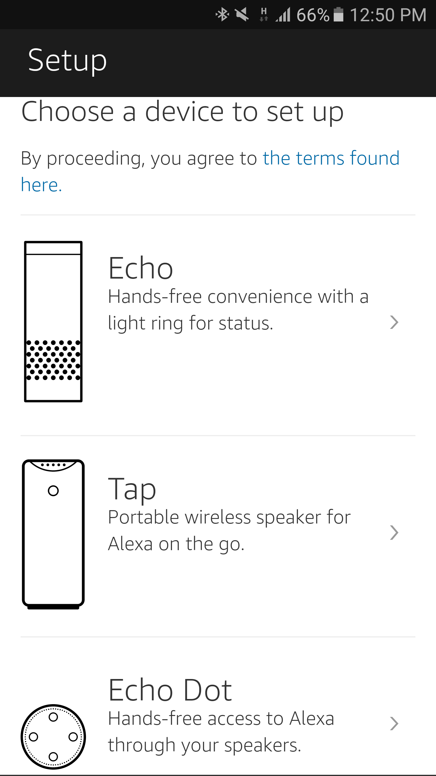 how to set up alexa to recognize your voice
