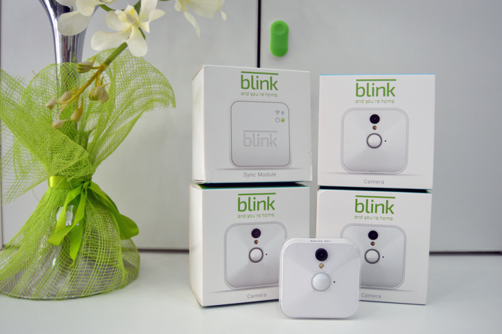 Kết quả hình ảnh cho Blink Security Camera