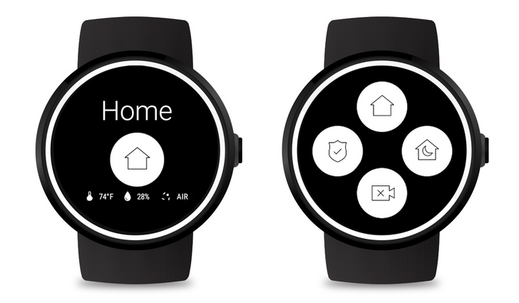 Canary home security app adds Android Wear and tablet support