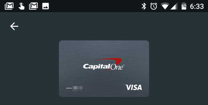 Android Pay gets Capital One support (no really, it's happening this time)