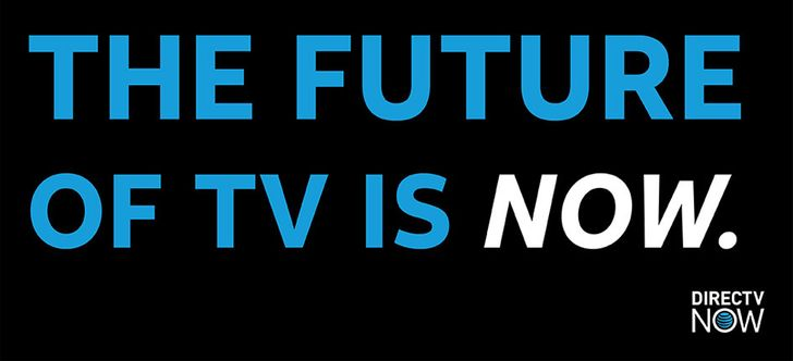 AT&T announces satellite-free streaming TV service called DIRECTV NOW with no data cap for AT&T mobile customers