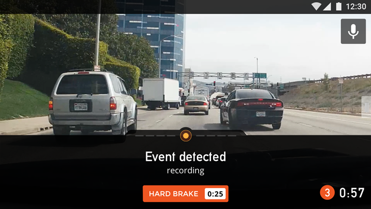 Nexar turns any Android phone into an always-on AR dashcam