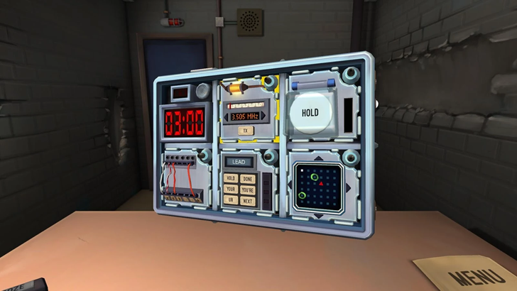 Steam multiplayer favorite Keep Talking and Nobody Explodes comes to Daydream VR