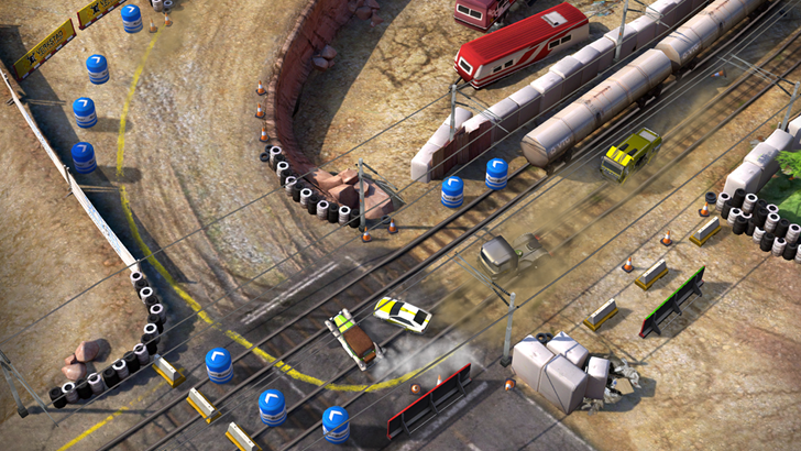 Reckless Racing 3 is the latest Play Store game to go on sale for $.10 in some countries