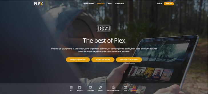 [Deal Alert] Grab a Lifetime Plex Pass for $120 ($30 off)