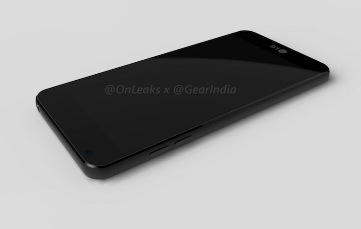 Renders of the LG G6 appear, no Friends modules to be found