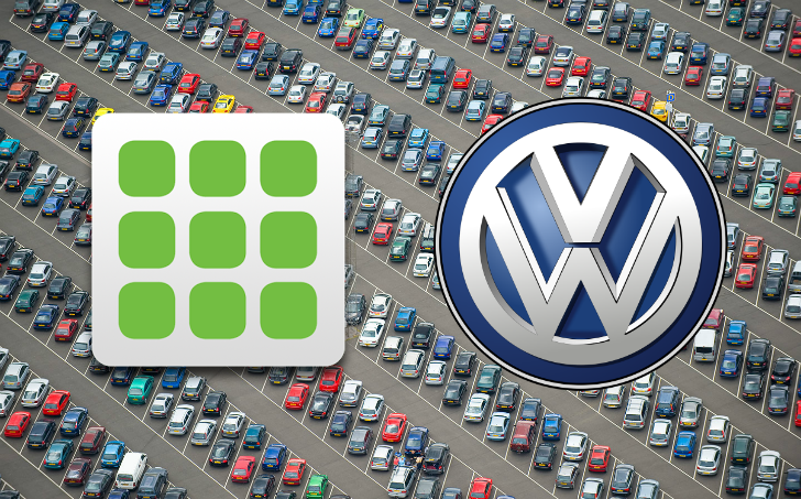 VW's Financial Services division purchases PayByPhone, used by 12.5 million to pay for parking
