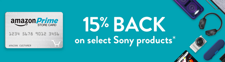 [Deal Alert] Get a 15% statement credit for Xperia X, XA, MicroSD cards, headphones, and other Sony products with Amazon Prime Store Card