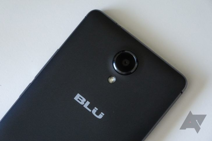 A month after spyware story, BLU resumes sales of its $50 smartphone on Amazon
