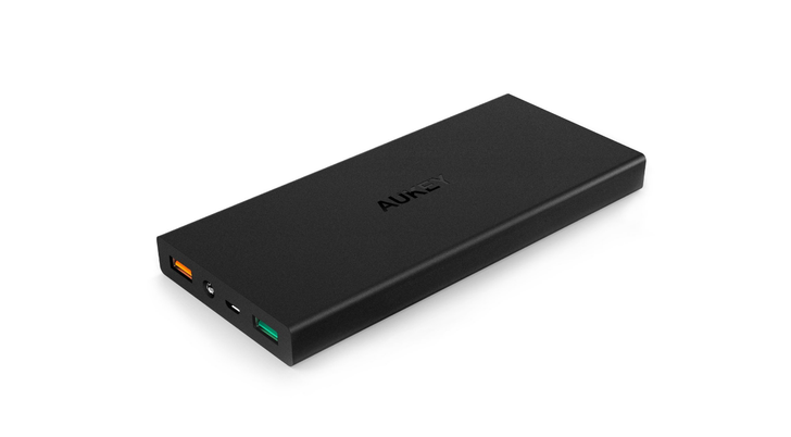 [Deal Alert] Aukey has a two-port 16,000mAh battery with QC 3.0 on sale for $23 on Amazon after coupon ($12 off)