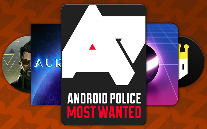 Most Wanted: Android Police's top five games of 2016