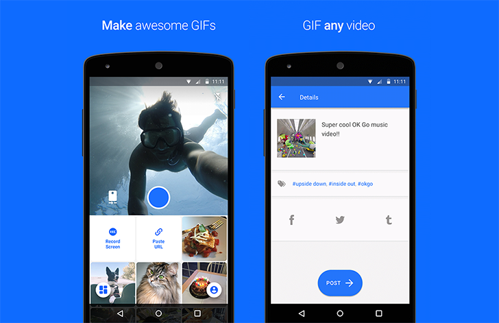 Gfycat releases official Loops app on the Play Store after georestricted beta