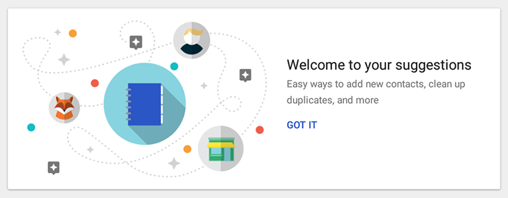 [Update: Email/SMS via labels too] Google Contacts 1.6 adds new Suggestions screen, updated icon, pull-to-refresh, and more [APK Download]